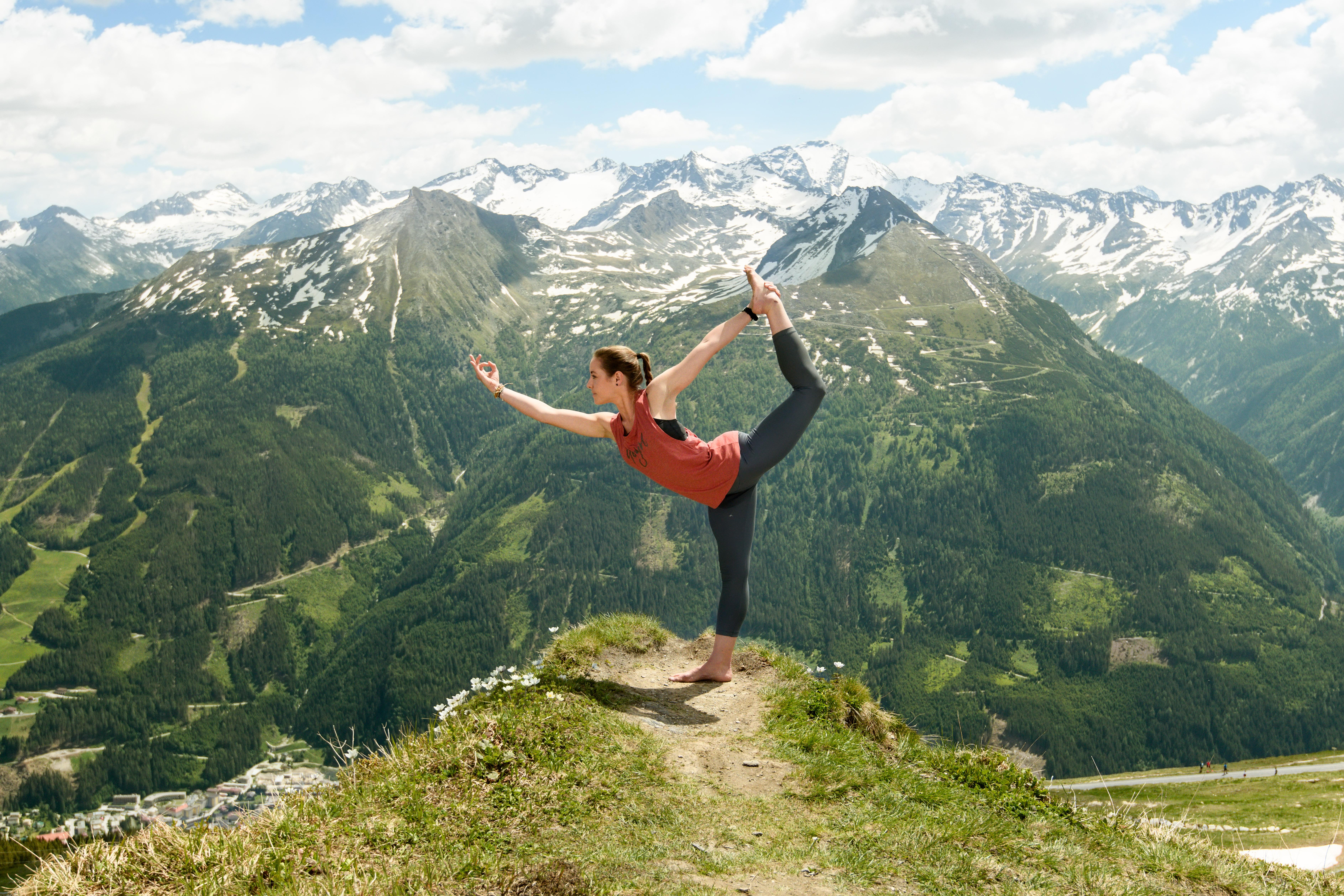 yoga  gastein genusszeit