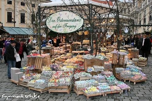 Ostermärkte In Wien Genusszeit