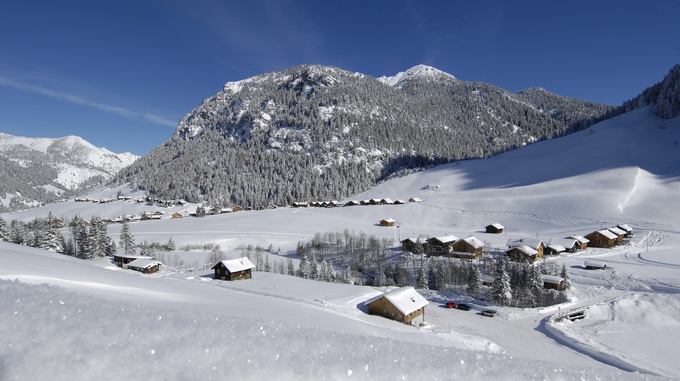 Winterwandern in Liechtenstein