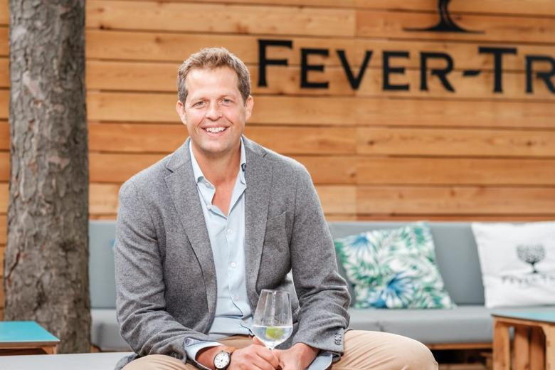 Tim Warrillow , CEO von Fever Tree